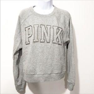 Pink by Victoria's Secret women's sweatshirt- S